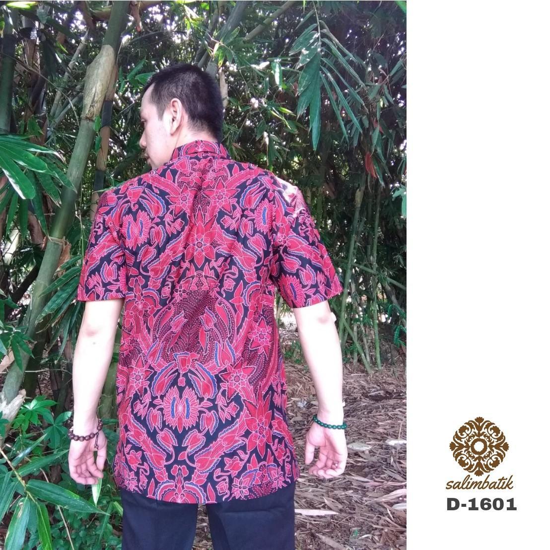 Danar Hadi Batik Casual Reguler Fit Motif 1601