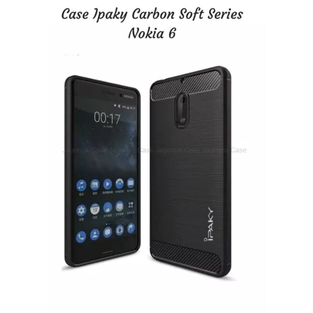 Terbaru!!!!! Nokia 6 Ipaky Premium Softcase -3048 KER