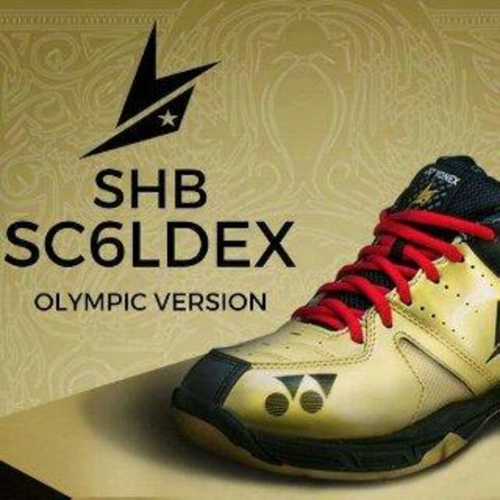 Sepatu Badminton Yonex SHB SC6LD Lindan Rio Edition ! 100% Ori Yonex - 42BcsE