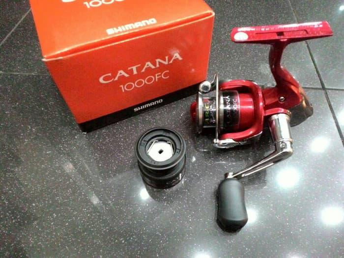 BEST SELLER!!! Reel Shimano Catana 1000 FC - d1SdAb