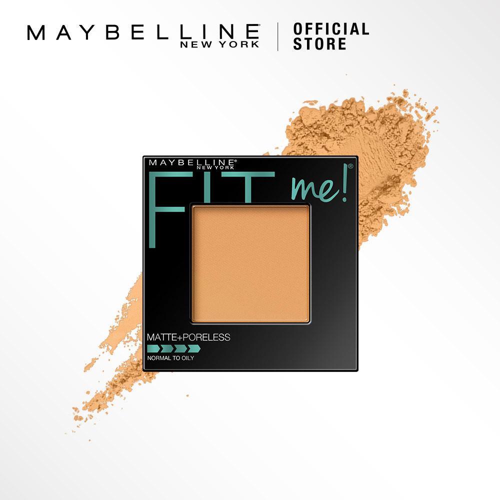 Fit Me Matte + Poreless Powder Sun Beige