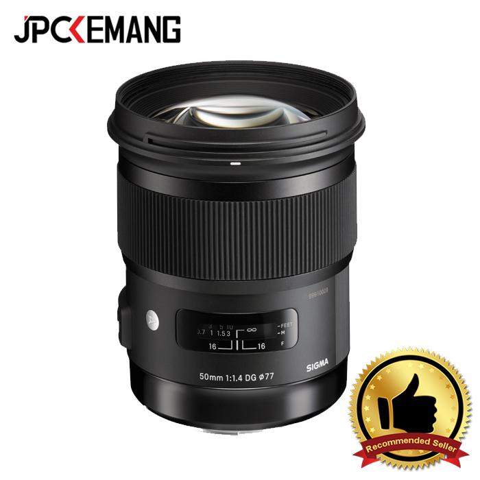Sigma for Nikon 50mm f 1.4 DG HSM Art A jpckemang