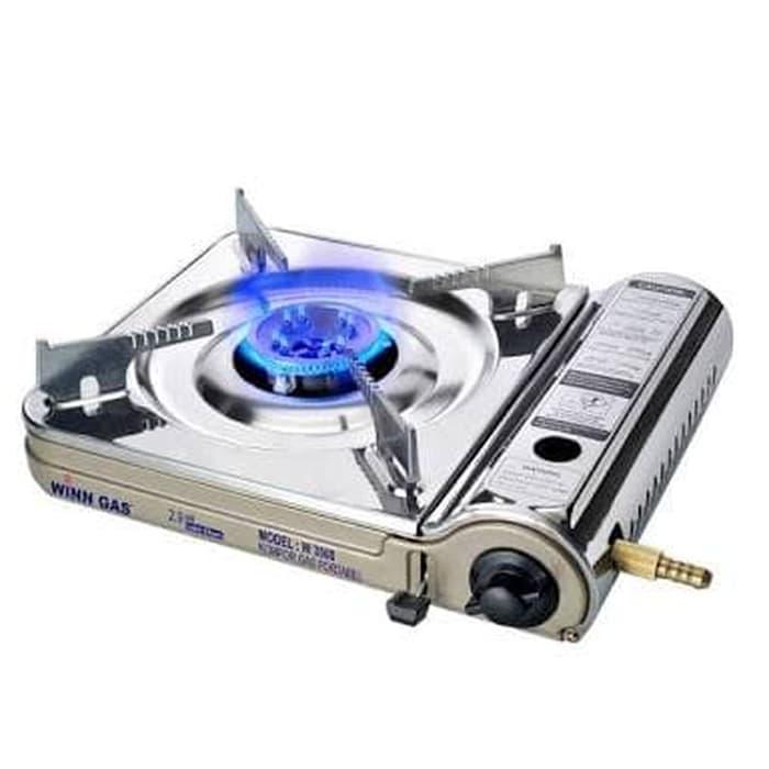 Kompor Portable Winn Gas W 3500