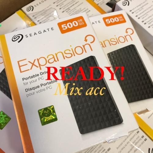 Hardisk External Seagate Expansion 2.5
