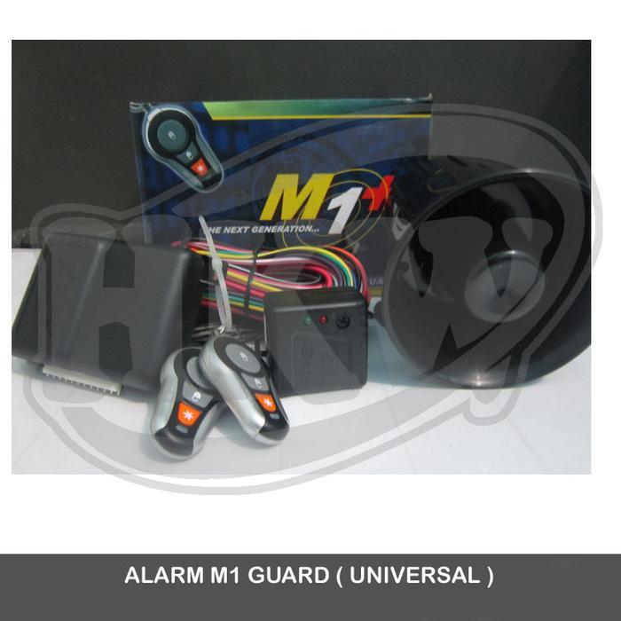 Alarm Premium M1 Guard Mobil ViosNew Vios