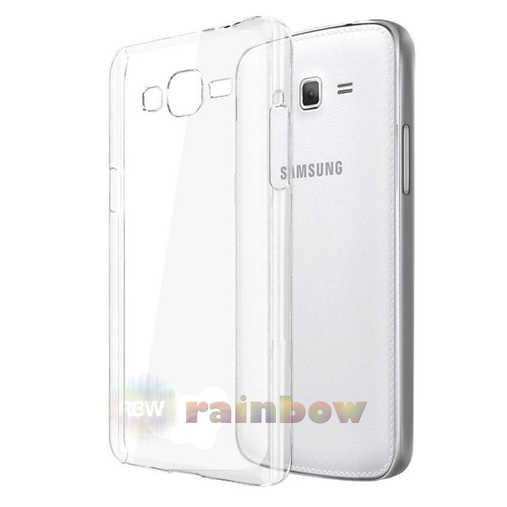 Ume Ultrathin Samsung Galaxy Core 2 G355H Ultrathin Jelly Air Back Case 0.3mm / Silicone