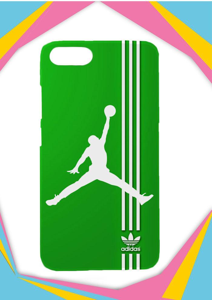 Casing Asus Zenfone 4 Max ZC554KL 5,5inch Custom Hardcase Adidas Logo Air Jordan X3125 Case Cover