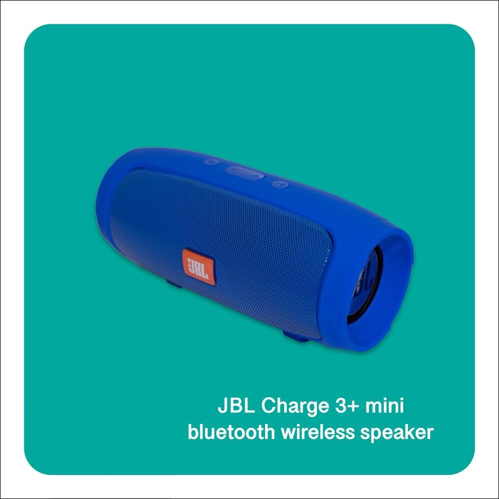 ... Speaker VISION JBL Charge 3+ Mini Wireless Bluetooth - 3 ...