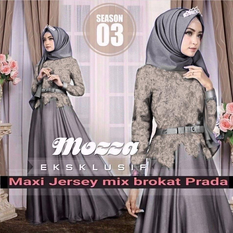 Kelebihan Mj Maxi Fenesia Brukat Benhur Terkini Daftar Harga Dan Dress Mozza Abu Coksu