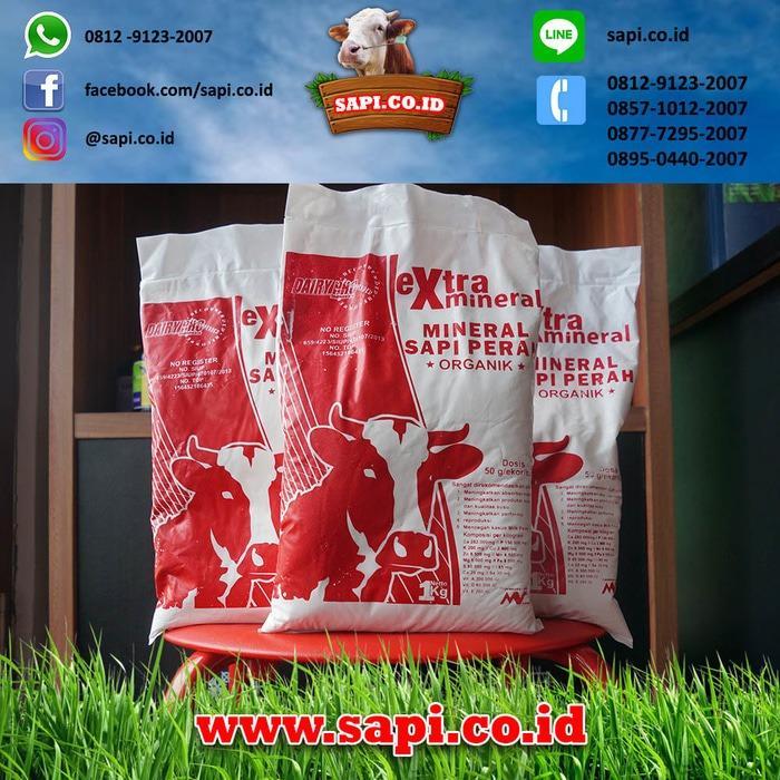 Star Farm BTM - Extra Mineral Premix Sapi Perah