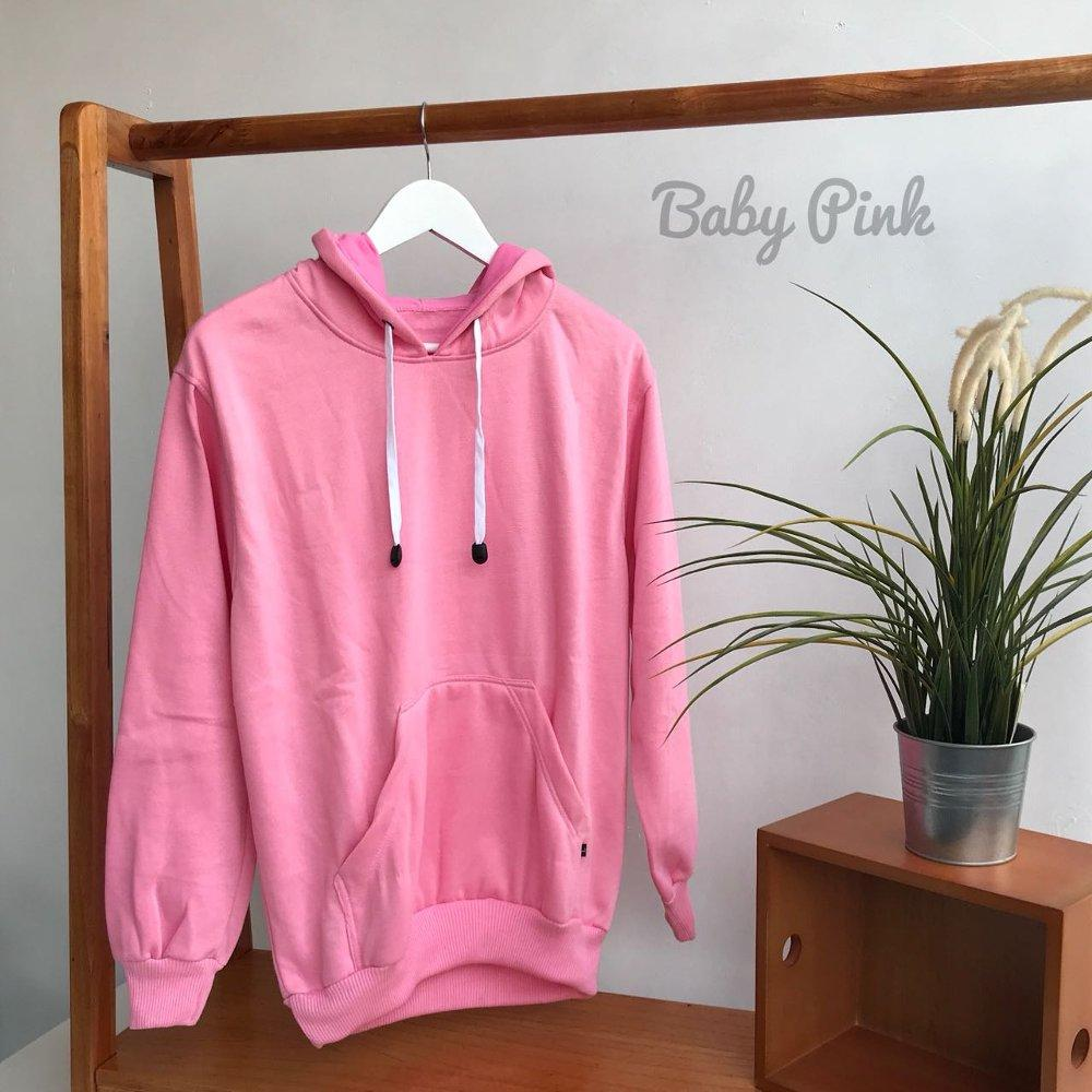 Sweater Polos Pink Casual Man Premium