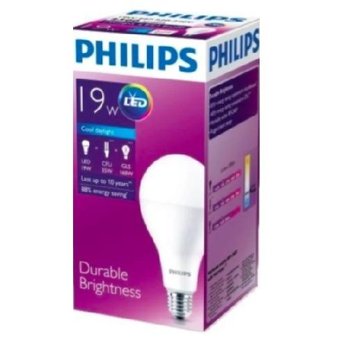 Lampu Bohlam Bulb LED Philips 19W - Cool Day Light Putih - 19 Watt