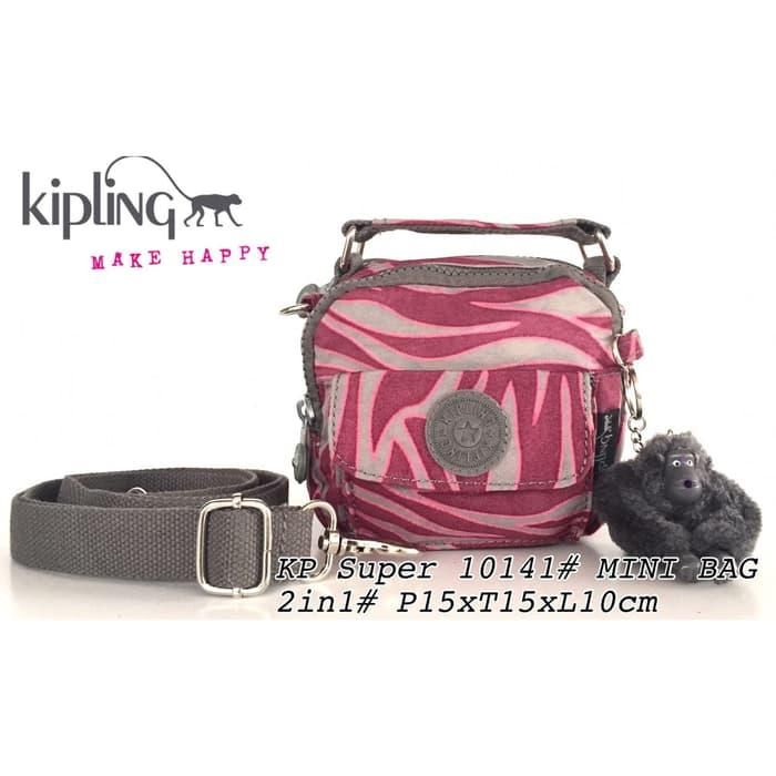 Kelebihan Terlaris!!! Tas Selempang Kipling Minni Bag 2in 1 10141 17 ... 195667b849