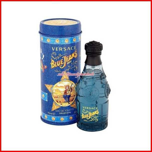 Parfum Original - Versace Blue Jeans Man | Harum