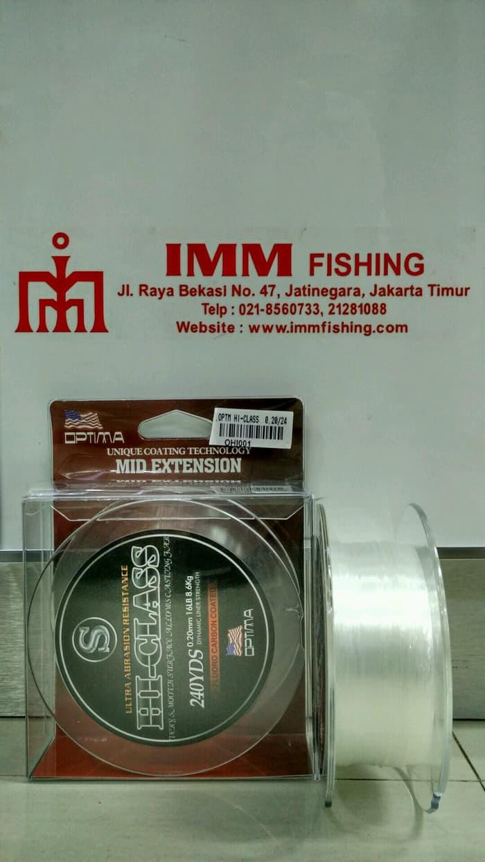 BEST SELLER!!! Senar Nylon OPTIMA High Class 0.20/16Lb - IzS9gK