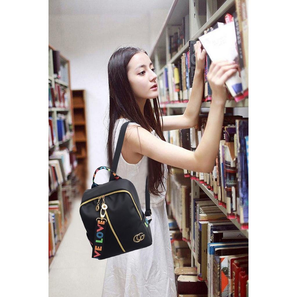 ... Backpack Ransel Tas Punggung ABG Remaja Wanita Import Korean CS-BP 13 - 4 ...
