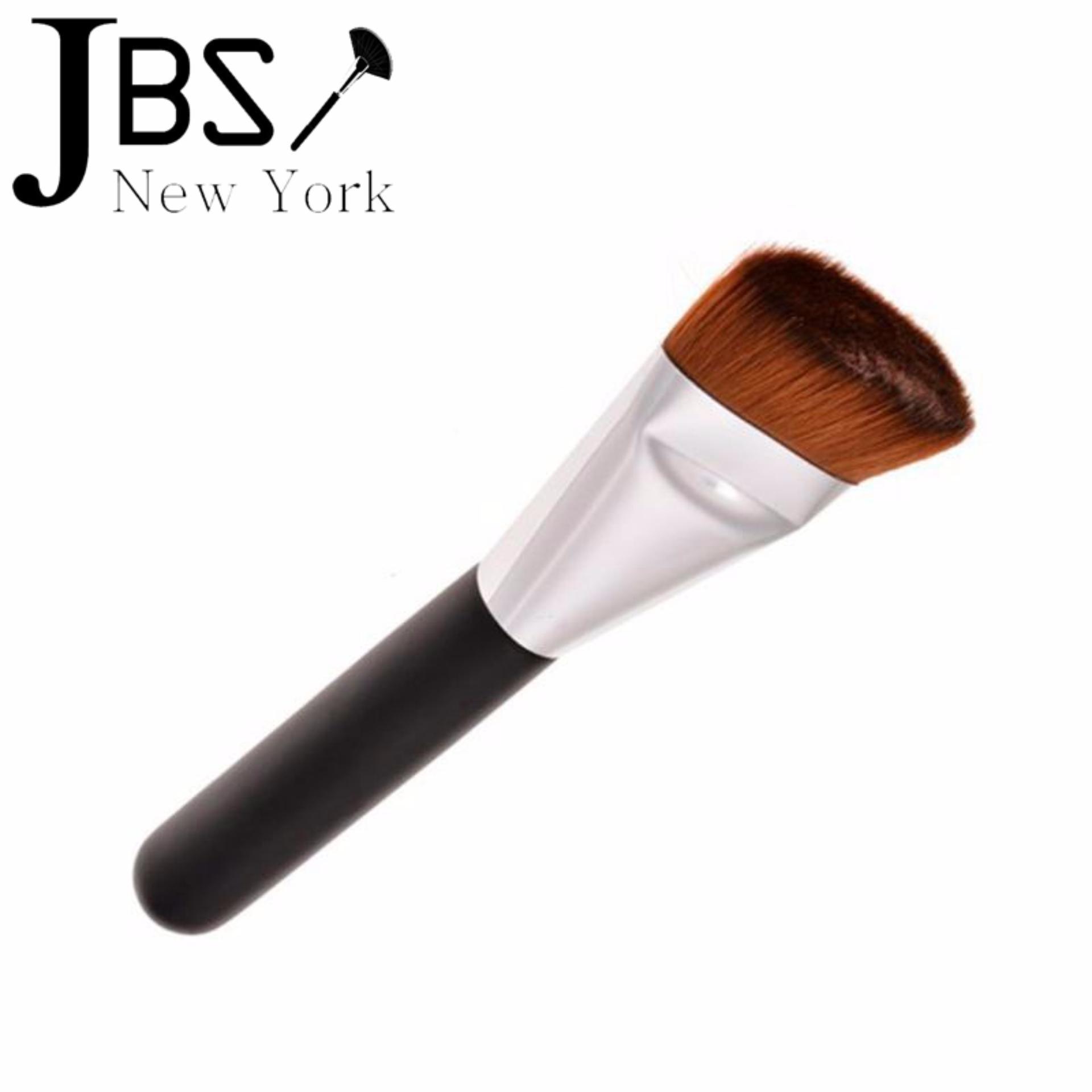 Kelebihan Jbs New York Set Brush Makeup Contour Silver Bundle Kuas Paket K 070 Egg Spon Telur Beauty K027 3