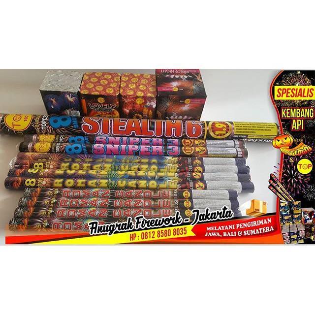 Paket Kembang Api 500Rb (A) E2046