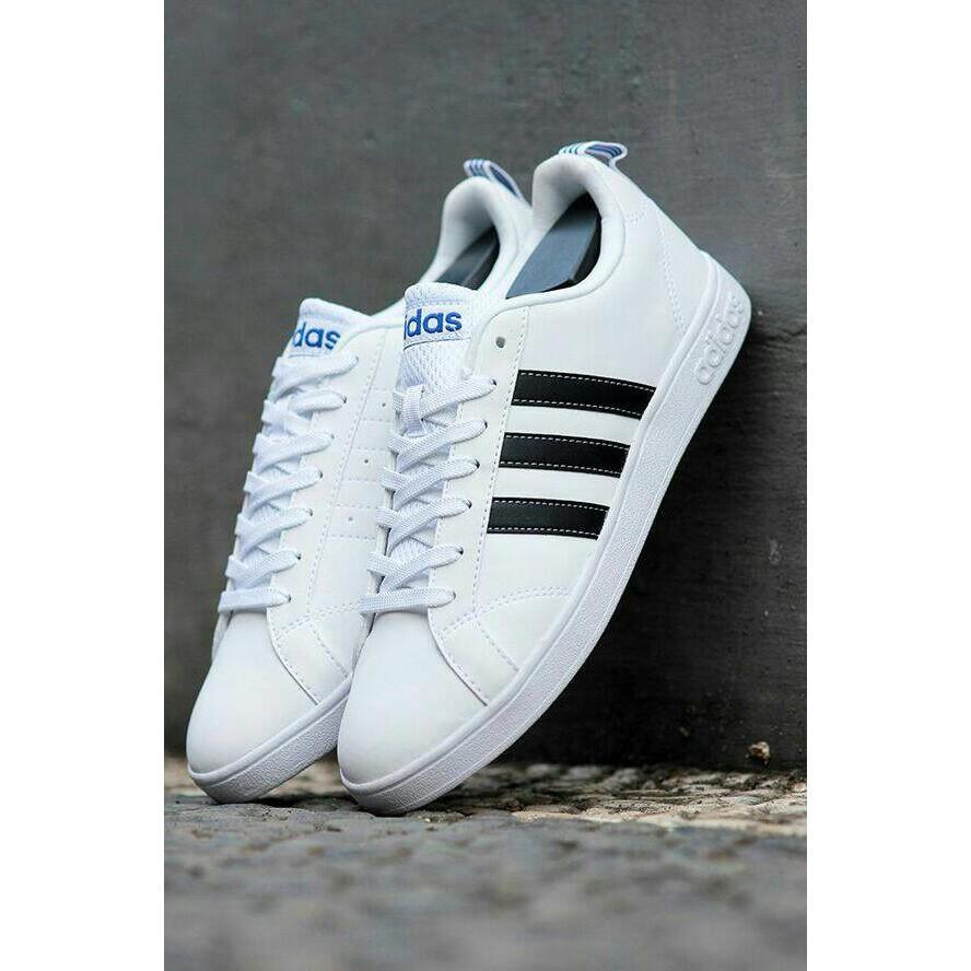 best authentic b1bab fece3 canada sepatu adidas neo advantech v2 white blackblue original bnwb  indonesia dfimzi 8e59e ff4c3