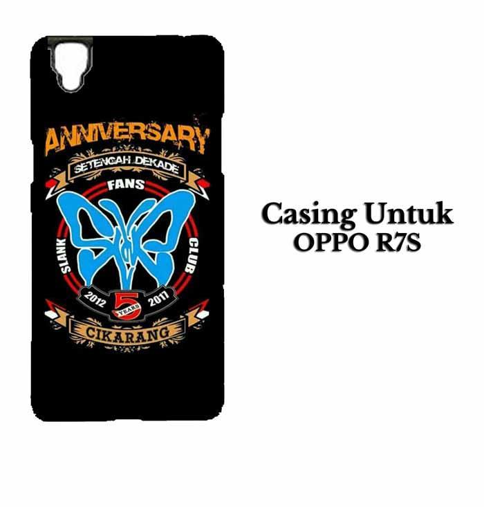 Casing OPPO R7S SLANK CIKARANG Hardcase Custom Case Se7enstores