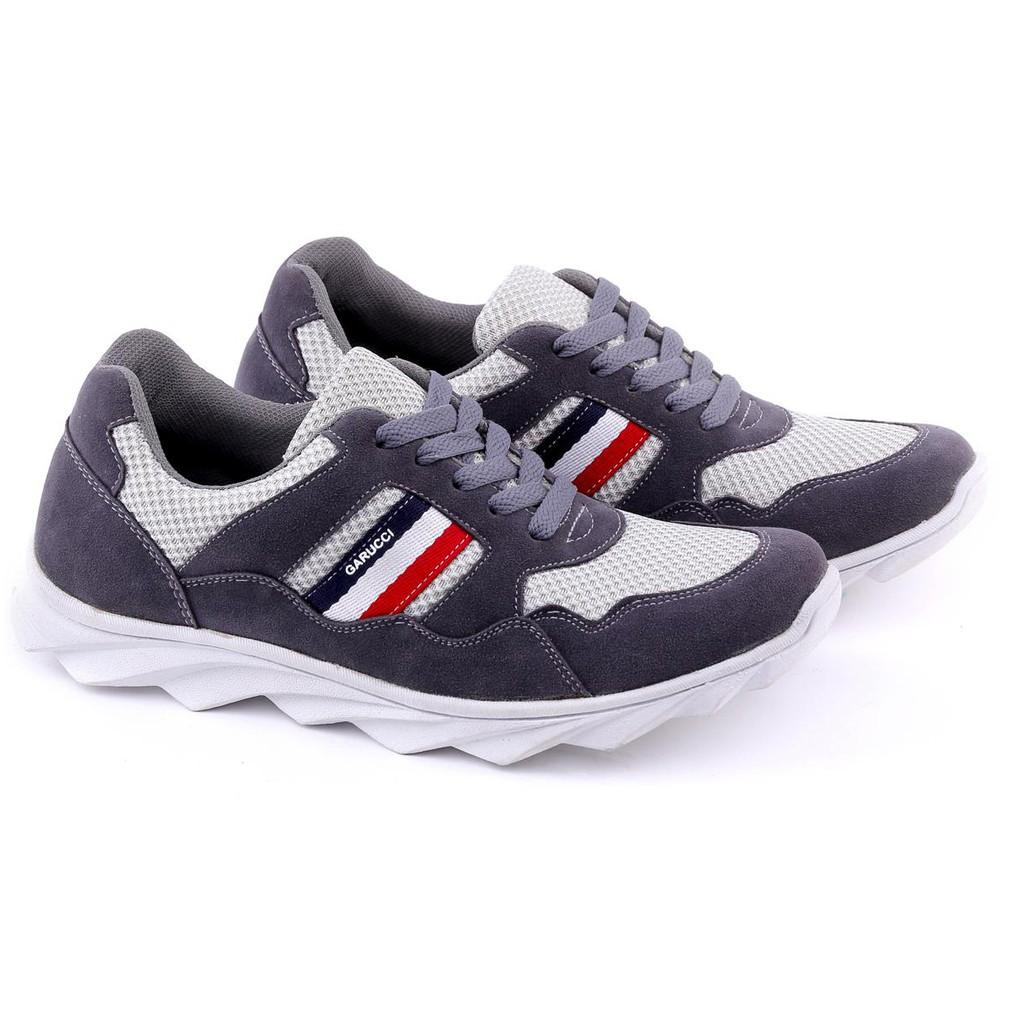Garucci Gop 1116 Sepatu Sneaker Pria Sintetis Keren Dan Stylish Dksh New Item Sendal Gunung Outdoor Dknz 185 Sneakers Kasual 1228idr186000 Rp 186000