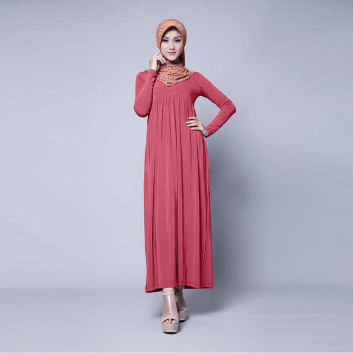 Zoya Inner Dress Gamis Muslimah Cantik - Inner Ummi