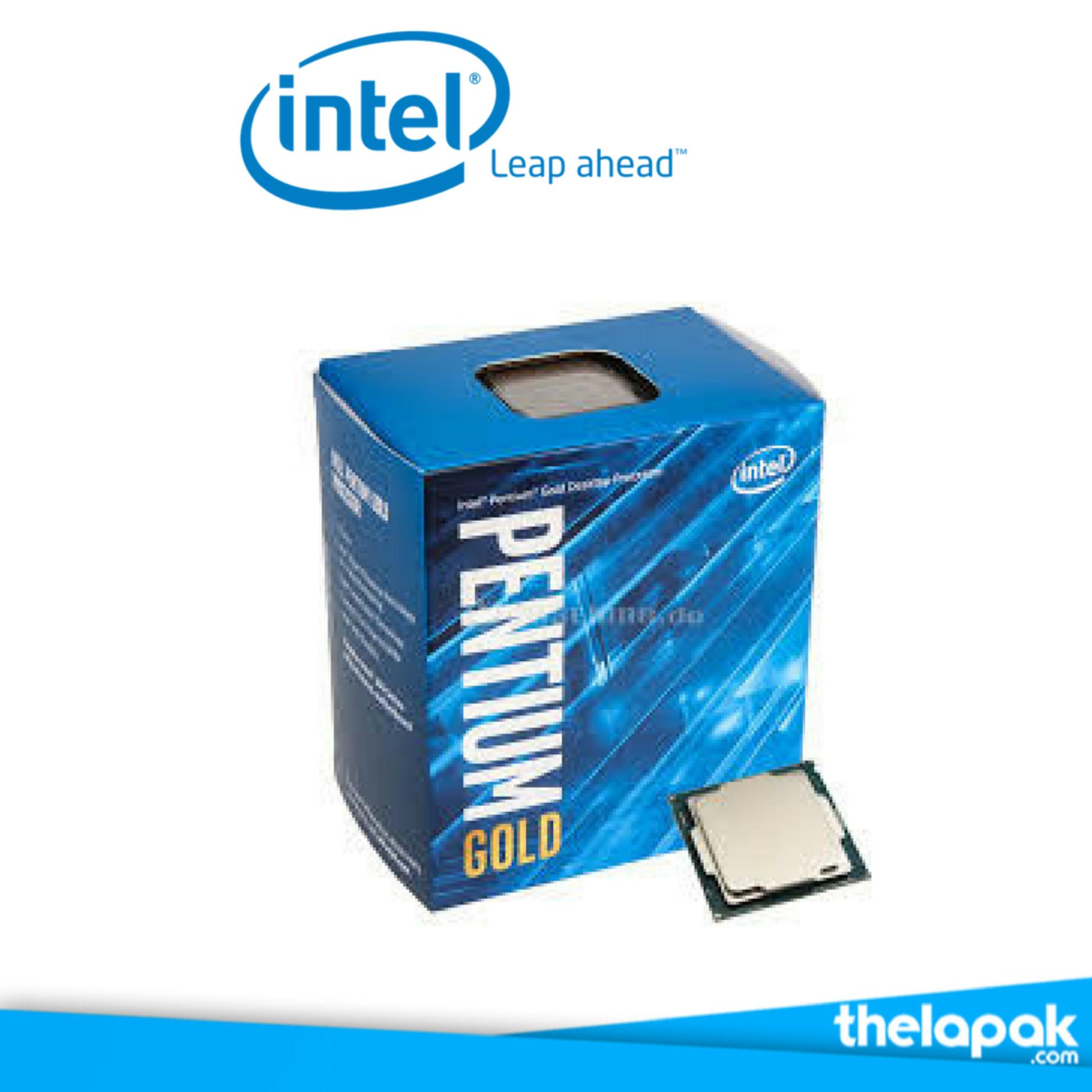 PROCESSOR INTEL 1151 DUALCORE G5400 BOX