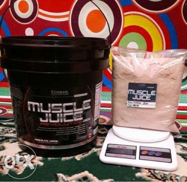 MUSCLE JUICE REVOLUTION ECER 1LB Ultimate Nutrition - SdKANw