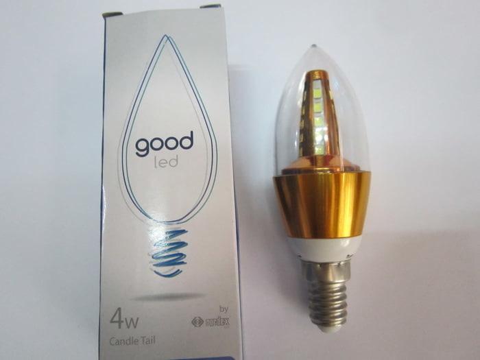 Lampu Led 4 Watt Fitting E-14 -Bisa Untuk Lampu Kulkas