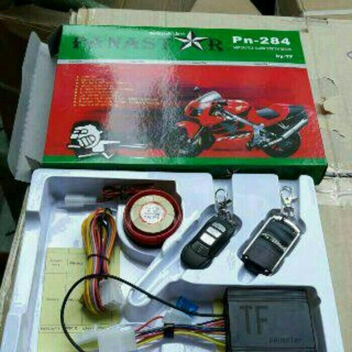 Alarm Motor Panastar/ Alaram Panastar - fROOJW