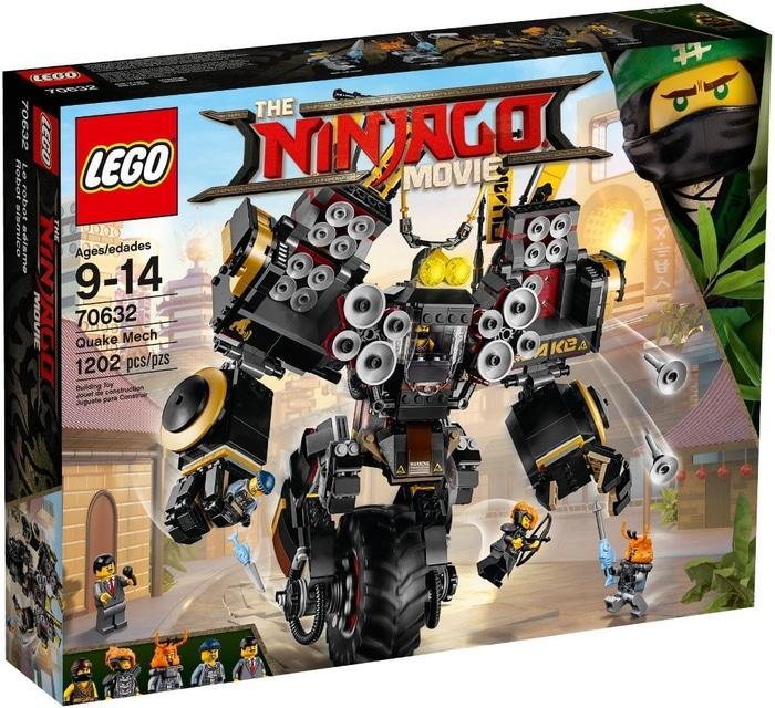 BEST SELLER!!! Lego The Ninjago Movie 70632 Quake Mech - ORHhG5
