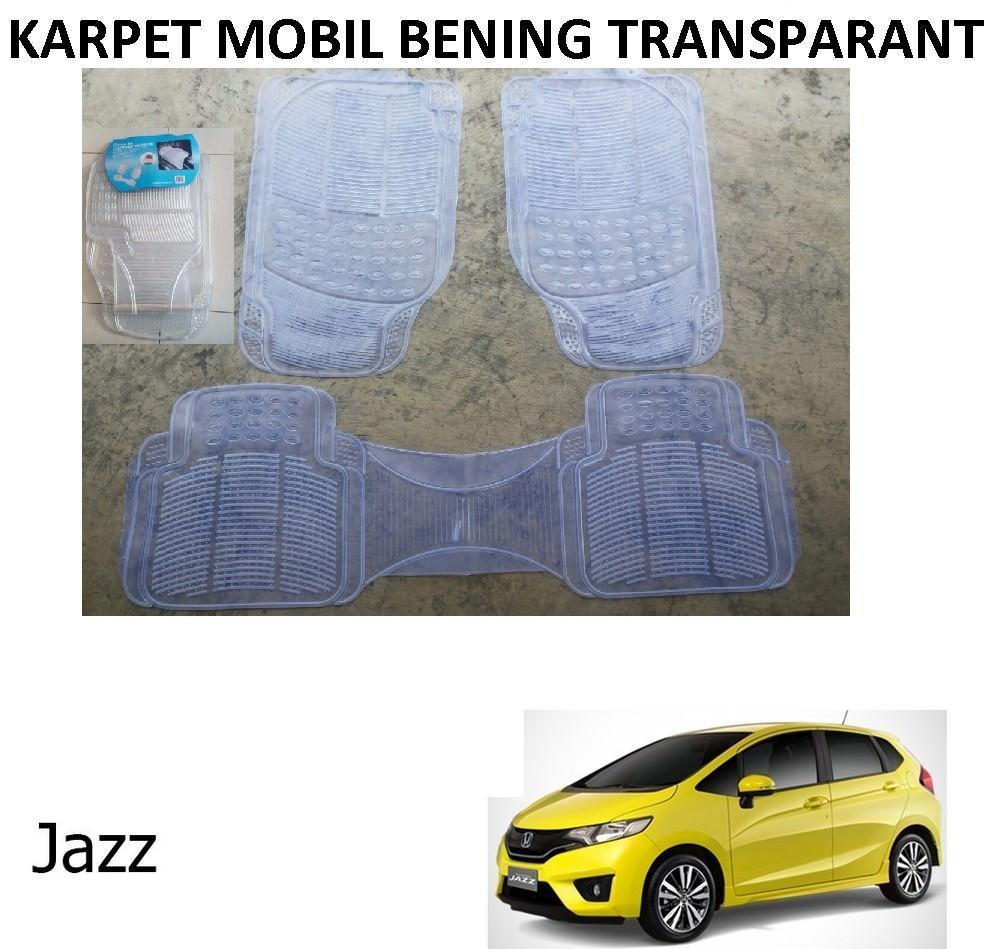 Comfort Deluxe Karpet Mobil Honda All New Jazz 2015 2 Baris Red Nissan Elgrand 12mm Car Mat Full Set Carpet Floor Mats Universal Warna Bening Transparant
