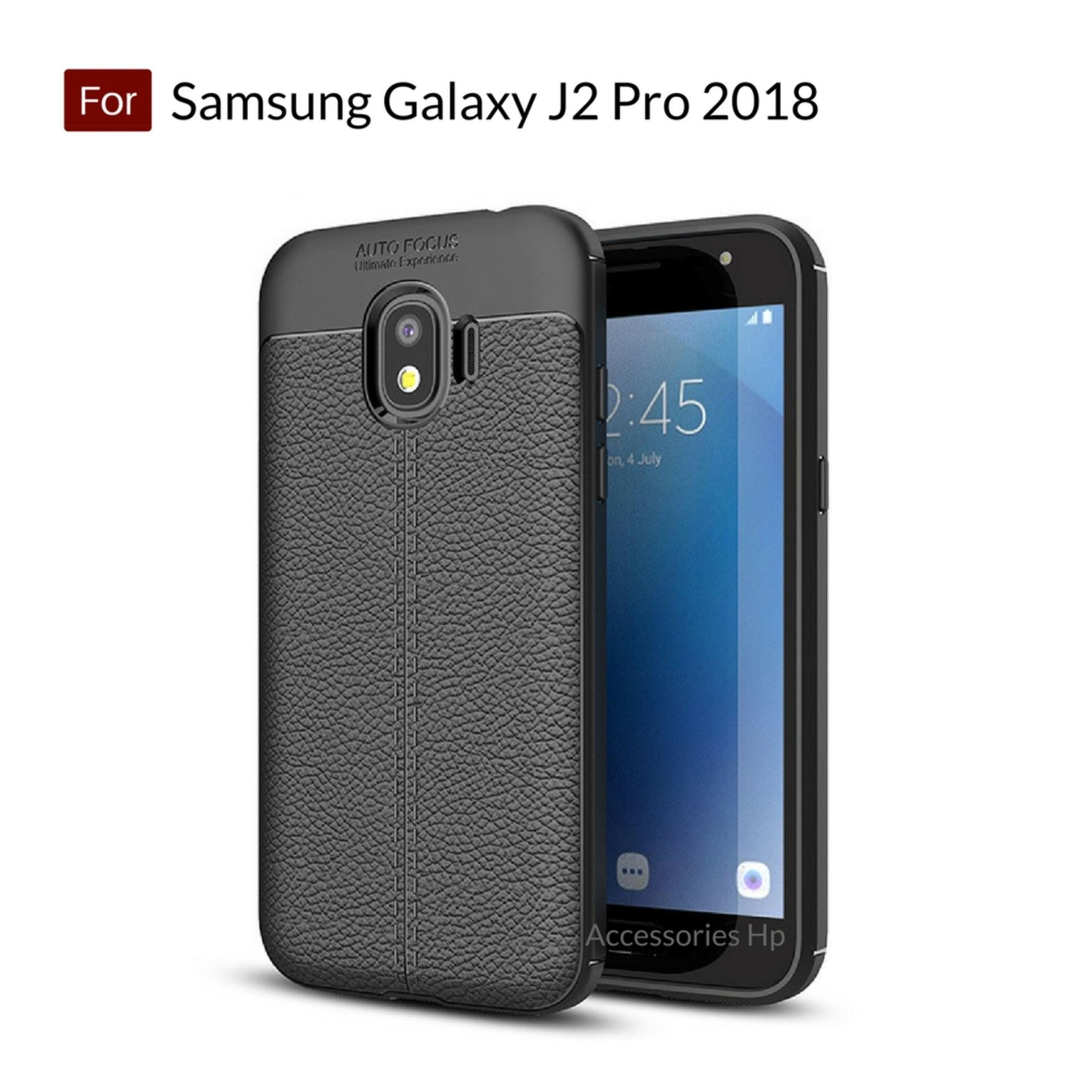 Accessories Hp Premium Ultimate Shockproof Leather Case For Samsung Galaxy J2 Pro 2018