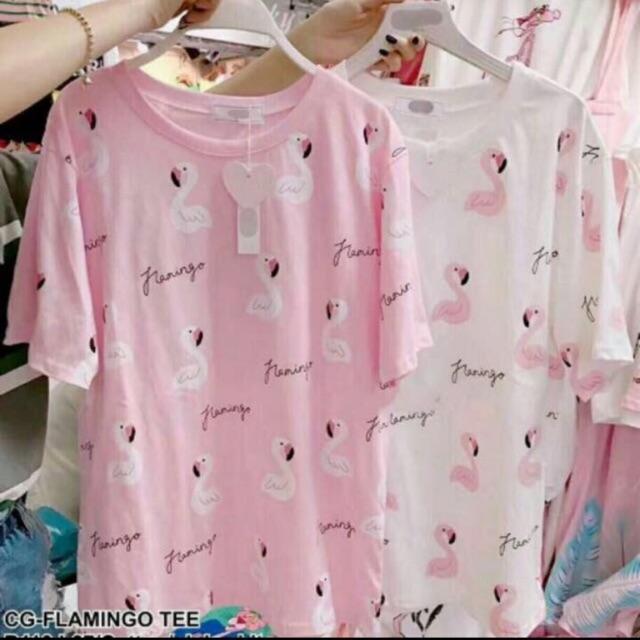 Polo Shirtflamingo Tee Tshirt Tumbler Tee No.379 Baru kode kenz-FF229