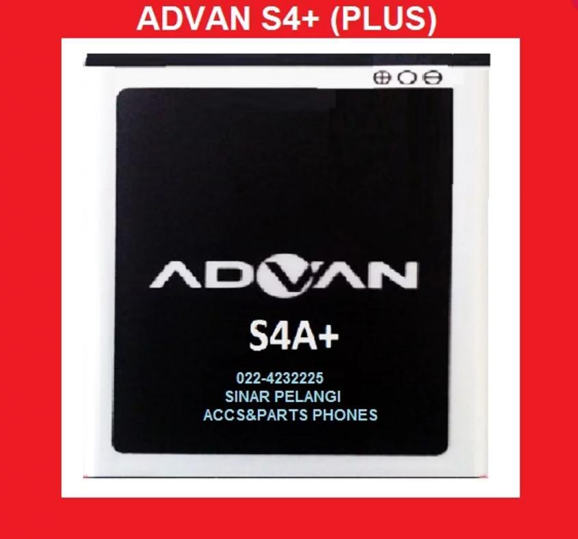 Battery Batre Baterai Battery Advan S4a+ Plus Ori 99% 904286