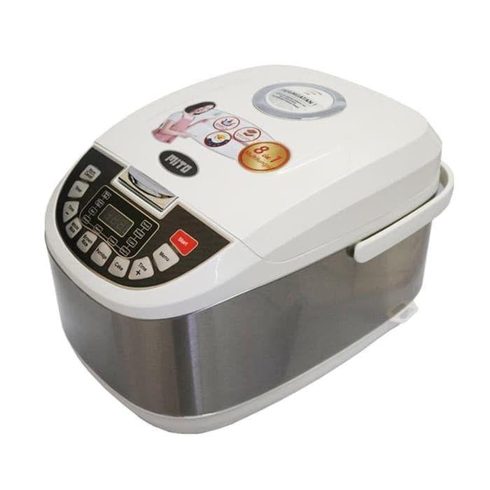Mito digital rice cooker - rice cooker terbaru - rice cooker best seller - rice cooker termurah