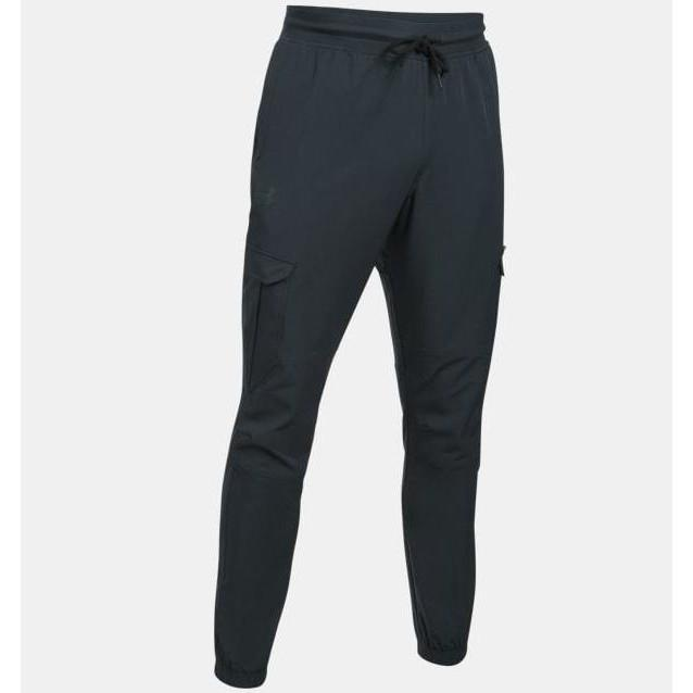 UNDER ARMOUR JOGER PANTS ORI ( UA WG WOVEN CARGO) STYLE 1299184 - GTHWQ9
