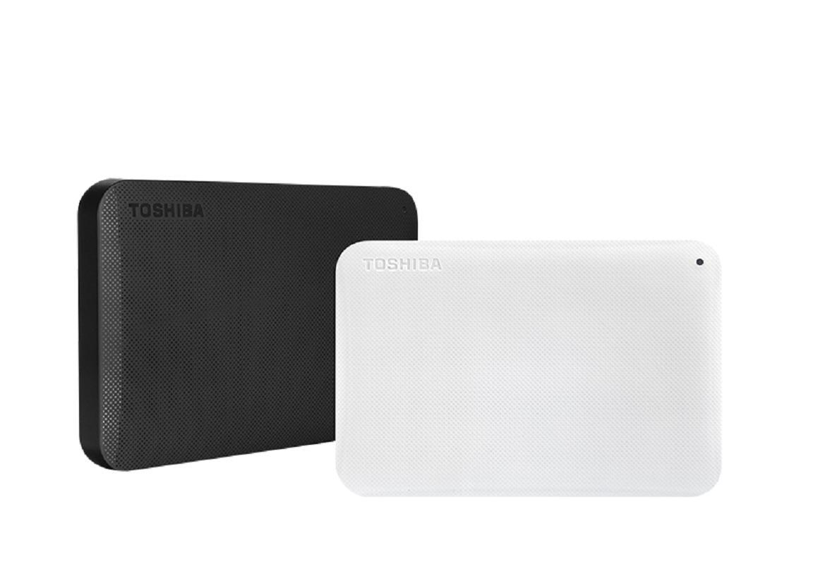 Harddisk External Toshiba CANVIO READY 1TB - HDD/HD/Hardisk Eksterna