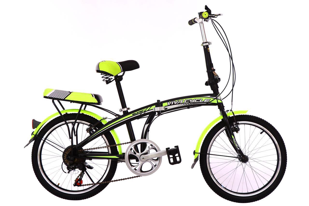 Sepeda Lipat Viva Cycle Twist 20