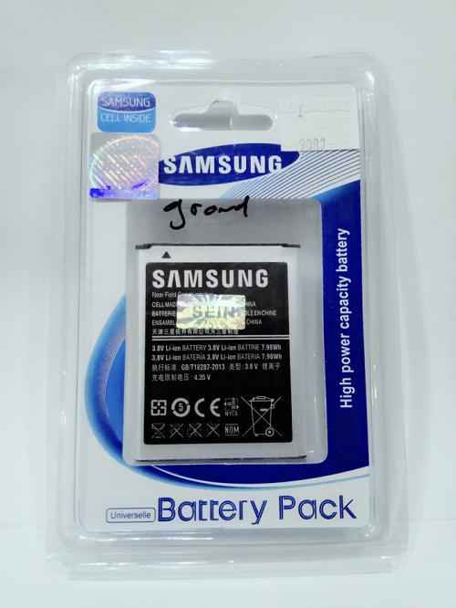 Samsung Baterai Batt Batre Battery Samsung Grand Duos i9082 dan Grand Neo i9060  - Foto Asli