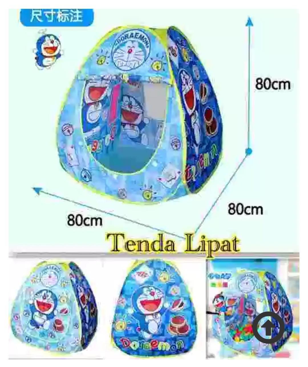 Jual Tenda Lipat Murah Garansi Dan Berkualitas Id Store 3x45 Ketebalan Besi 06 Mm Rp 275000 Anak Doraemonidr275000