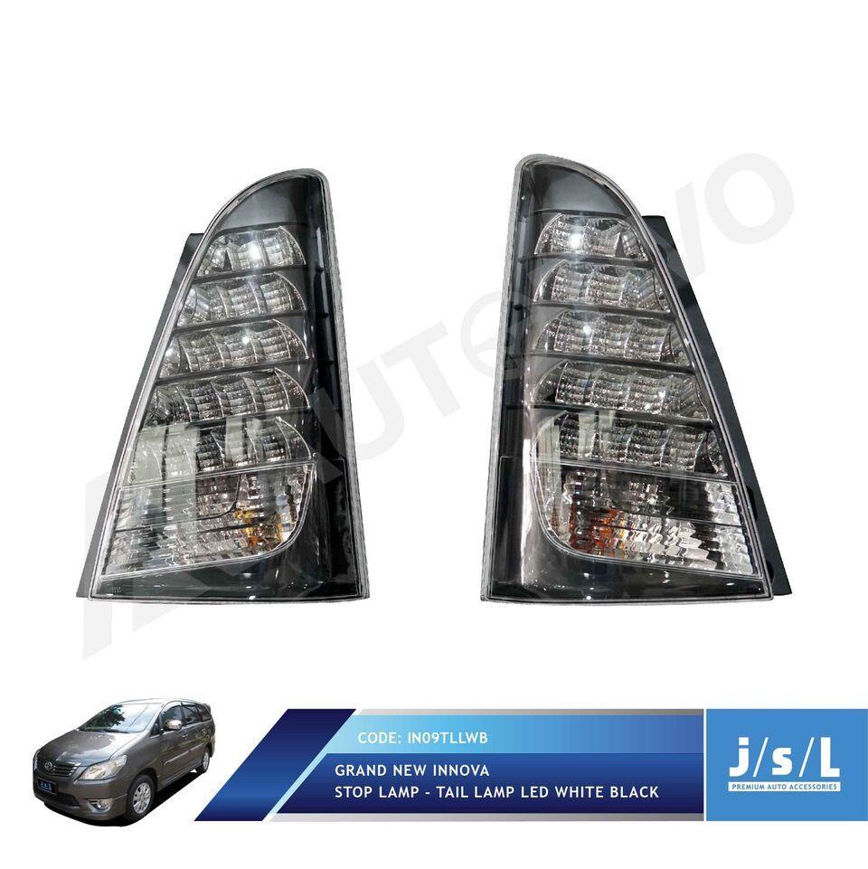 Stoplamp LED Kijang Innova Black and White