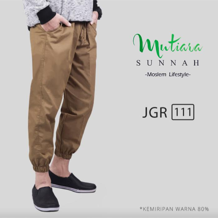 Jogger Pants Celana Jogger Sirwal Jogger Celana Jogging Pria JGR 111