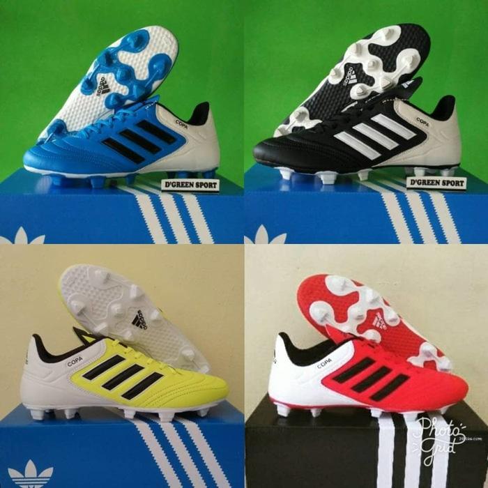 Bonus Deker!! Grad Ori Sepatu Bola Adidas Copa Murah Awet dan Nyaman