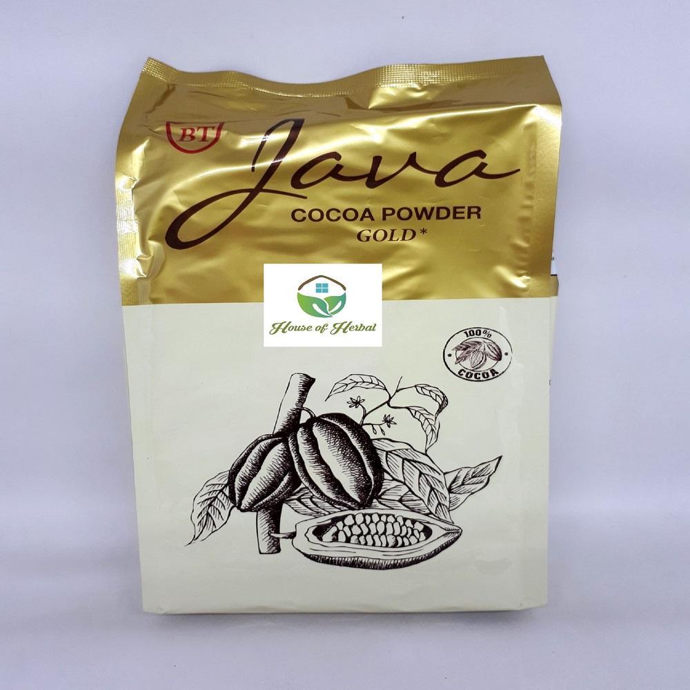 Java Cocoa Gold Powder Premium Kakao Bubuk 1Kg
