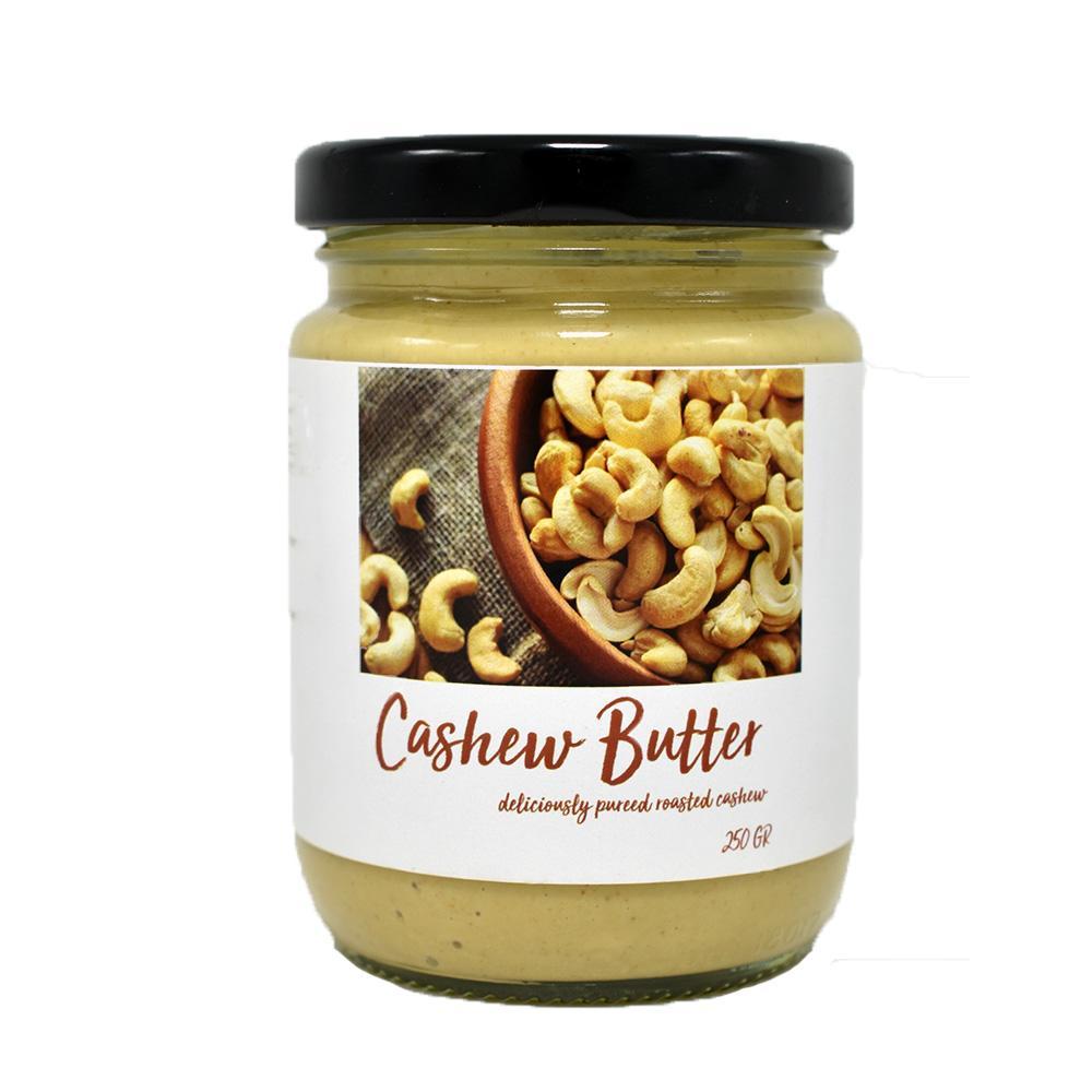 Original Roasted Cashew Butter ( Selai Kacang Mede ) - 250 Gr By House Of Organix.