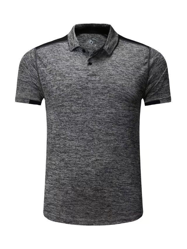 P029# Polo Kaos lari baju olahraga gym fitness jersey futsal sepakbola latihan olahraga import