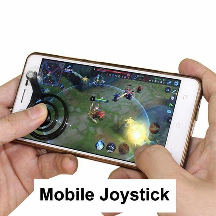 Mobile Joystick Mini 2 Set 4 Pcs Free 1 Pc Bumper Silikon Pelindung Source · Rp 28 000