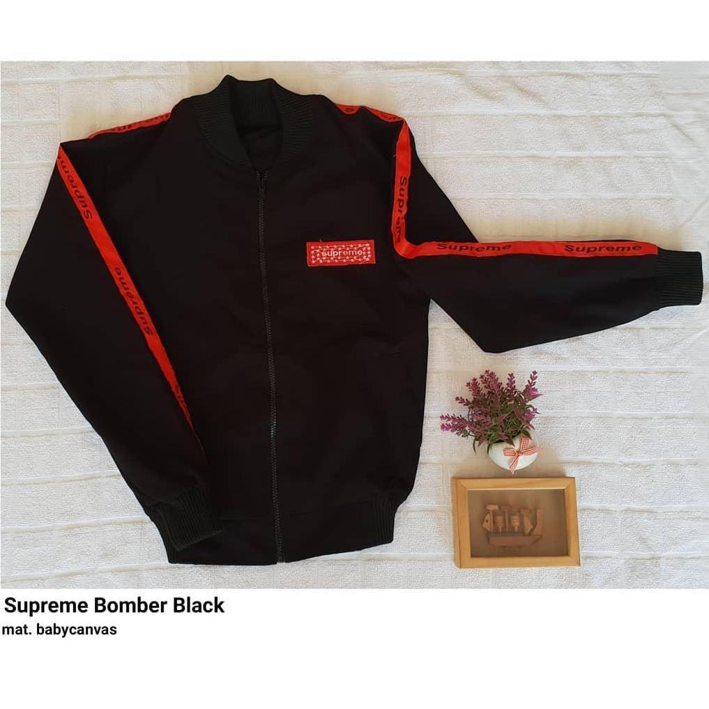 Red List Bomber - Jaket Bomber Wanita - 2