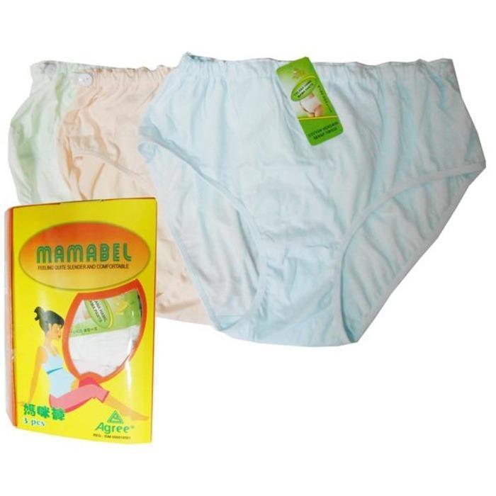 Mamabel Celana Hamil - Maternity Panty Merk Mamabel - 1pc